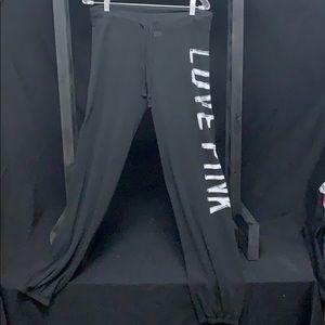 PINK Victoria's Secret lightweight lounge pants